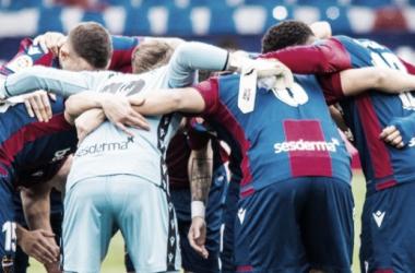 Fuenlabrada vs Levante en directo y en vivo en Segunda División