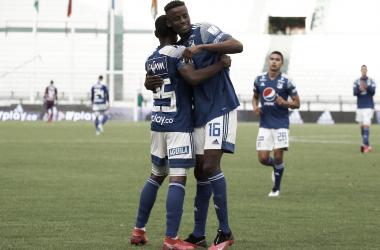 Puntuaciones del debut con victoria de Millonarios en la Liga BetPlay