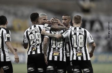 Atlético-MG 2 a 0 Fortaleza (Clube Atlético Mineiro / Divulgação)
