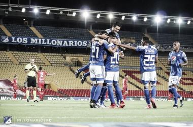 Fotografía: Millonarios Oficial