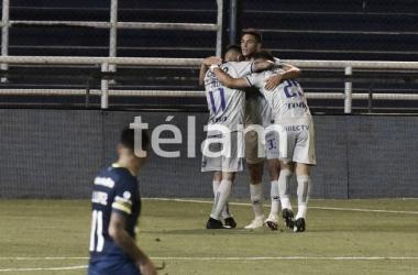 La última victoria del Tomba ante el Canalla fue en la Superliga 2027/18 . Foto: Télam.