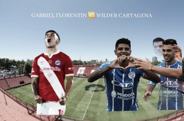 Wilder Cartagena vs Gabriel Florentín: ¿Quién será protagonista?
