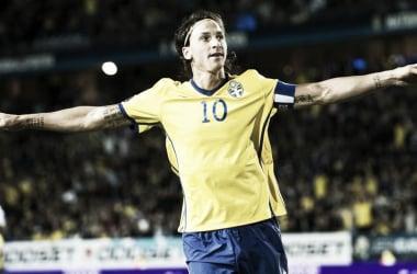 """Ibrahimovic exalta seu retorno à seleção sueca: """"Mereço"""""""