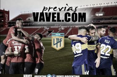 La previa de Independiente vs Boca: en busca de la recuperación