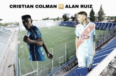 Cristian Colmán vs Alan Ruíz: Talento en el ataque.