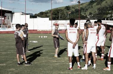 Bruno Pivetti fala sobre decisão que Tombense tem na Copa do Brasil contra o Vasco