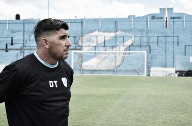 Fernando Ruiz: ''La meta que tenemos en cada partido es tratar de imponernos sobre el rival''