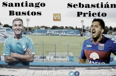 Cara a cara: Santiago Bustos vs. Sebastián Prieto
