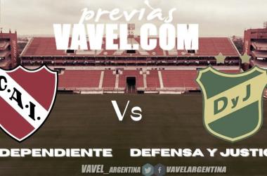Independiente recibirá a Defensa y Justicia que viene de consagrarse en Brasil