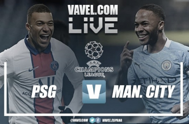 Resumen del París Saint Germain vs Manchester City por la semifinal de la UEFA Champions League (1-2)