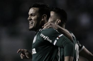 Gustavo Gómez é um dos pilares do time do Palmeiras (Divulgação/Palmeiras)