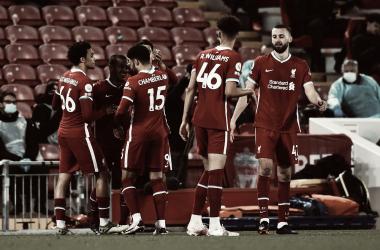 Divulgação / Liverpool FC