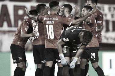 De visitante Independiente venció a Huracán y sacó pasaje a cuartos de final de la Copa de la Liga Profesional