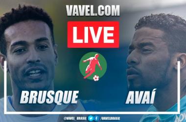 Gol e melhores momentos Brusque x Avaí pelo Campeonato Catarinense 2021 (0-1)
