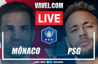 Gols e melhores momentos de Monaco 0 x 2 PSG pela final da Copa da França