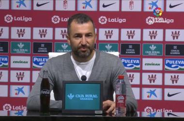 """Diego Martínez: """"Estoy abierto a escuchar y posteriormente habrá que analizar pros y contras"""""""