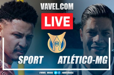 Gols e melhores momentos Sport x Atlético-MG pelo Campeonato Brasileiro (0-1)