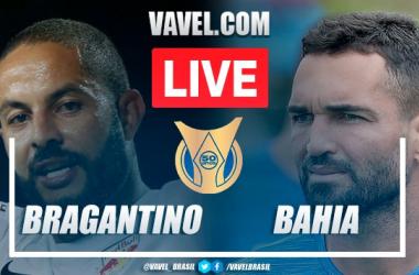 Gols e melhores momentos de RB Bragantino 3 x 3 Bahia pelo Campeonato Brasileiro
