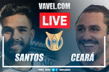 Gols e melhores momentos de Santos x Ceará (3-1)