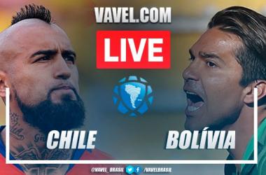 Gols e melhores momentos Chile x Bolívia pelas Eliminatórias da Copa do Mundo (1-1)