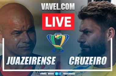Gol, melhores momentos e pênaltis para Juazeirense 1 (3) x (2) 0 Cruzeiro pela Copa do Brasil
