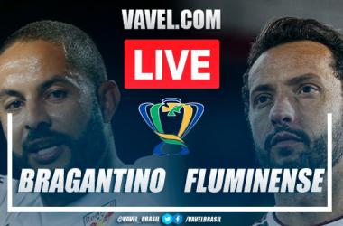 Gols e melhores momentos de Bragantino x Fluminense (2-1)
