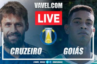 Gols e melhores momentos Cruzeiro x Goiáspela Série B(1-1)