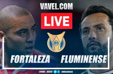 Gols e melhores momentos de Fortaleza 1 x 1 Fluminense pelo Campeonato Brasileiro