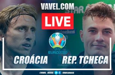 Gols e melhores momentos Croácia x República Tcheca pela Eurocopa 2020 (1-1)