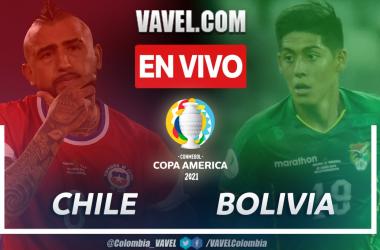 Resumen: Chile 1-0 Bolivia en fecha 2 del grupo A por Copa América 2021