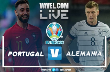 Resumen Portugal vs Alemania por la Eurocopa 2020 (2-4)