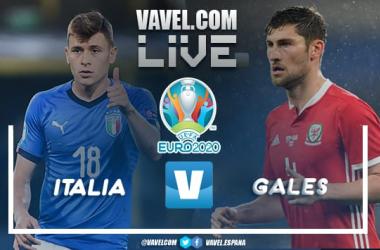 Resumen Italia vs Gales por la Eurocopa 2020 (1-0)