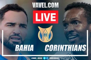 Melhores momentos para Bahia x Corinthians pelo Campeonato Brasileiro (0-0)