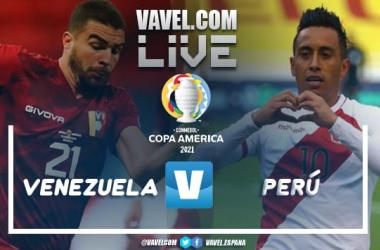 Resumen Venezuela vs Perú por la Copa América (0-1)