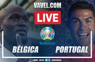Gol e melhores momentos para Portugal 0x1 Bélgica pela Eurocopa