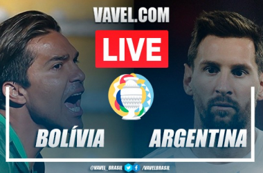Gols e melhores momentos para Bolívia 1x4 Argentina pela Copa América