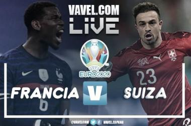 Resumen Francia 7-8 Suiza en la Eurocopa 2020