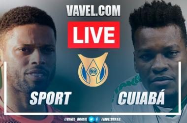 Melhores momentos Sport 0x0 Cuiabápelo Campeonato Brasileiro