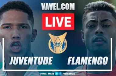 Gol e melhores momentos de Juventude 1 x 0 Flamengo pelo Campeonato Brasileiro