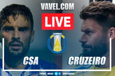 Gols e melhores momentos CSA x Cruzeiro pela Série B (2-1)