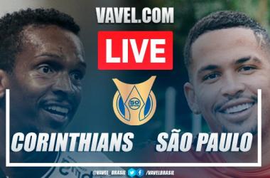 Melhores Momentos de Corinthians 0-0 São Paulo