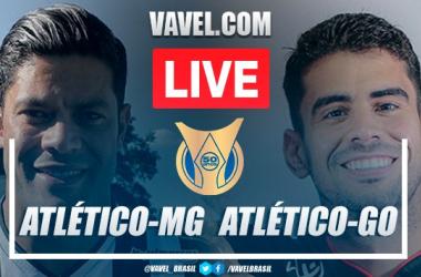 Melhores momentos de Atlético-MG x Atlético-GO pelo Campeonato Brasileiro (4-1)