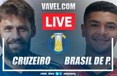 Melhores momentos de Brasil de Pelotas x Cruzeiro pela Série B (0-0)