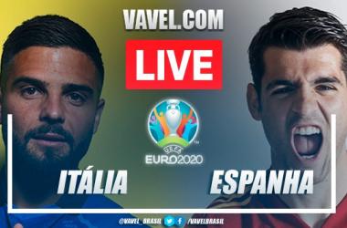 Gols e melhores momentos Itália x Espanha pela Eurocopa (4-3)