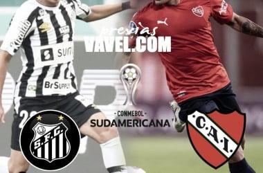 Independiente visitará a Santos.