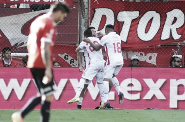 """Victoria del """"Bicho"""" 1-0 (Foto: AAAJ Oficial)."""