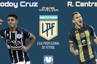 Casi 8 meses después del último choque, Godoy Cruz y Rosario Central se enfrentarán en Mendoza. Foto: Montaje de VAVEL.