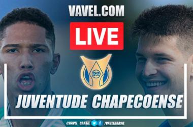 Gol e melhores momentos de Juventude x Chapecoense pelo Campeonato Brasileiro (1-0)