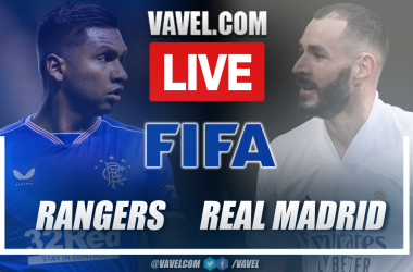 Highlights and Goals: Rangers 2-1 Real Madrid in friendly match