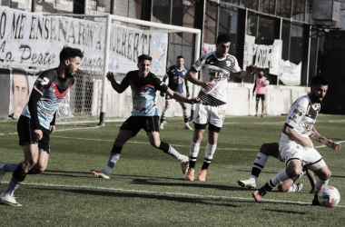 31/07/2021 All Boys 1 - 1 Brown (A) (FOTO: Prensa Brown A)